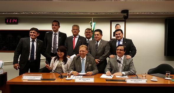 Comissão do CPP apresenta plano de trabalho