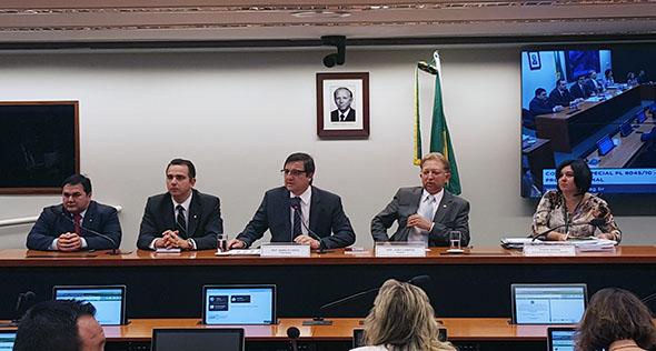 Comissão para discutir o Código de Processo Penal é instaurada na Câmara