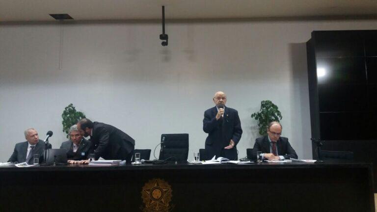 ADEPOL/BR participa de Seminário para discutir o PL 8045/2010