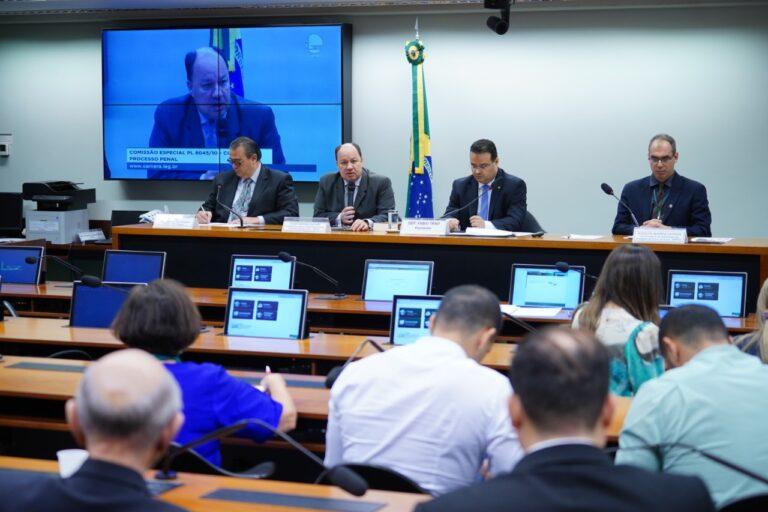Seminário debate mudanças no Código de Processo Penal