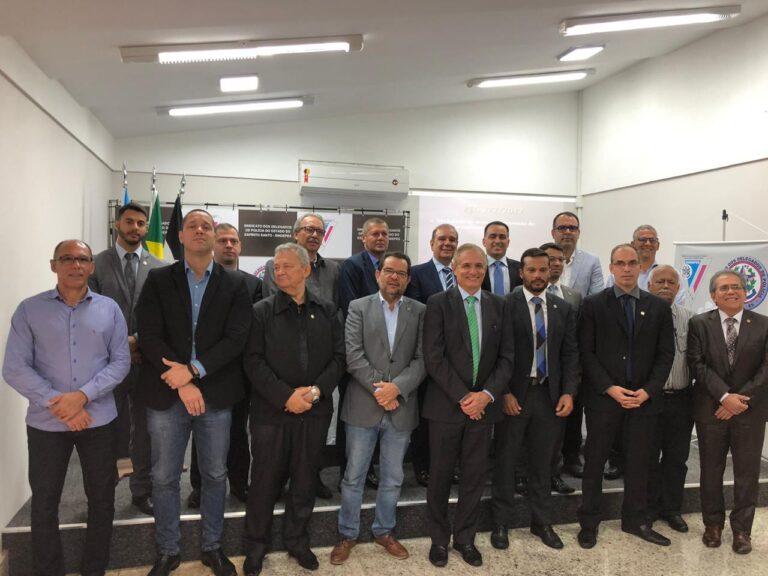ADEPOL DO BRASIL se reúne em Vitória para prestação de contas e faz homenagem ao ex-presidente Carlos Eduardo
